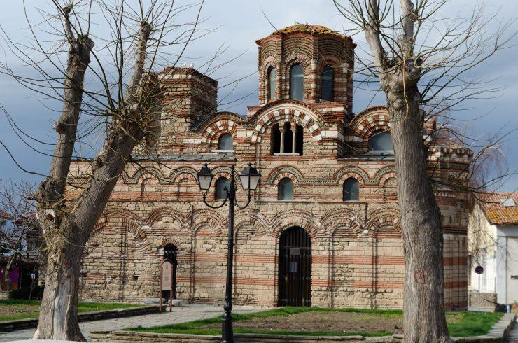 Bulgarien-Nessebar-Altstadt