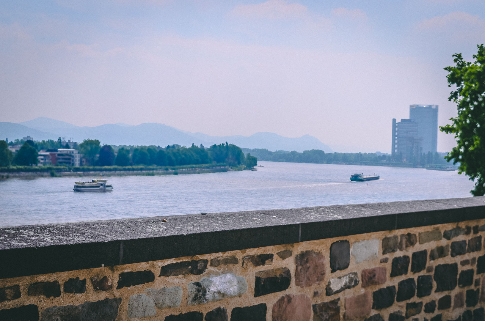 Bonn-Siebengebirge-Rheinromantik