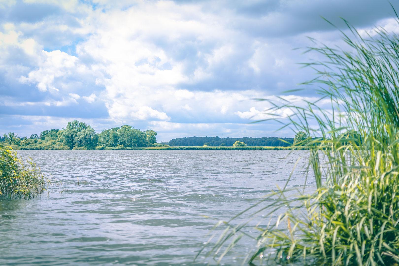 Erholung am Wasser