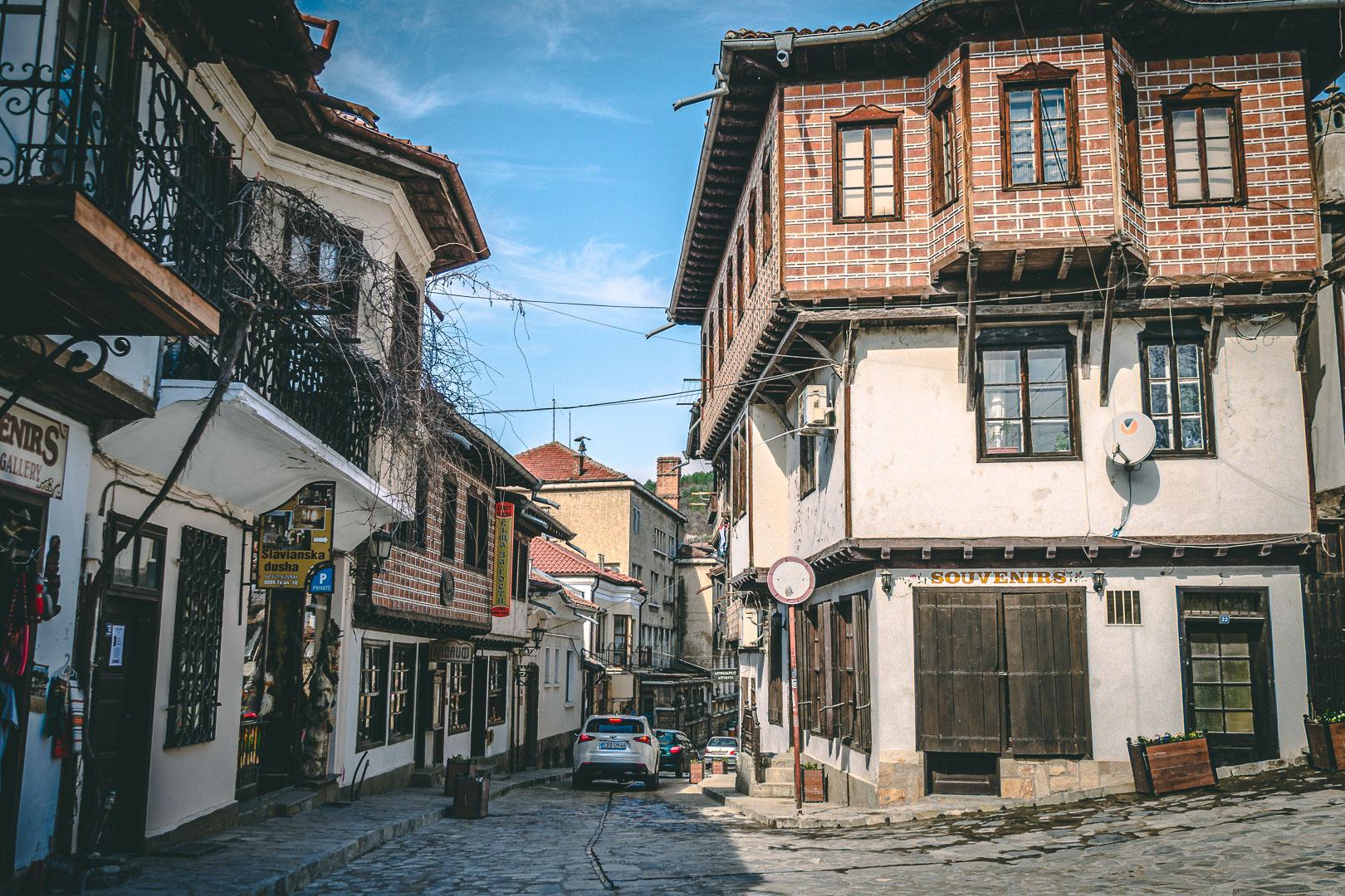 Veliko-Tarnovo-Bulgarien