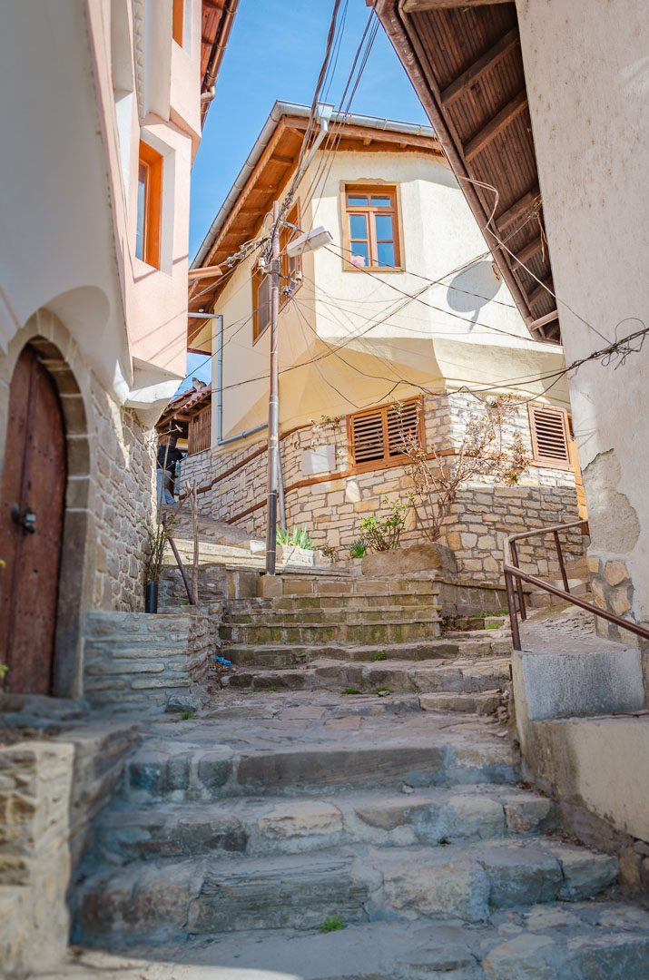Altstadt-Veliko-Tarnovo