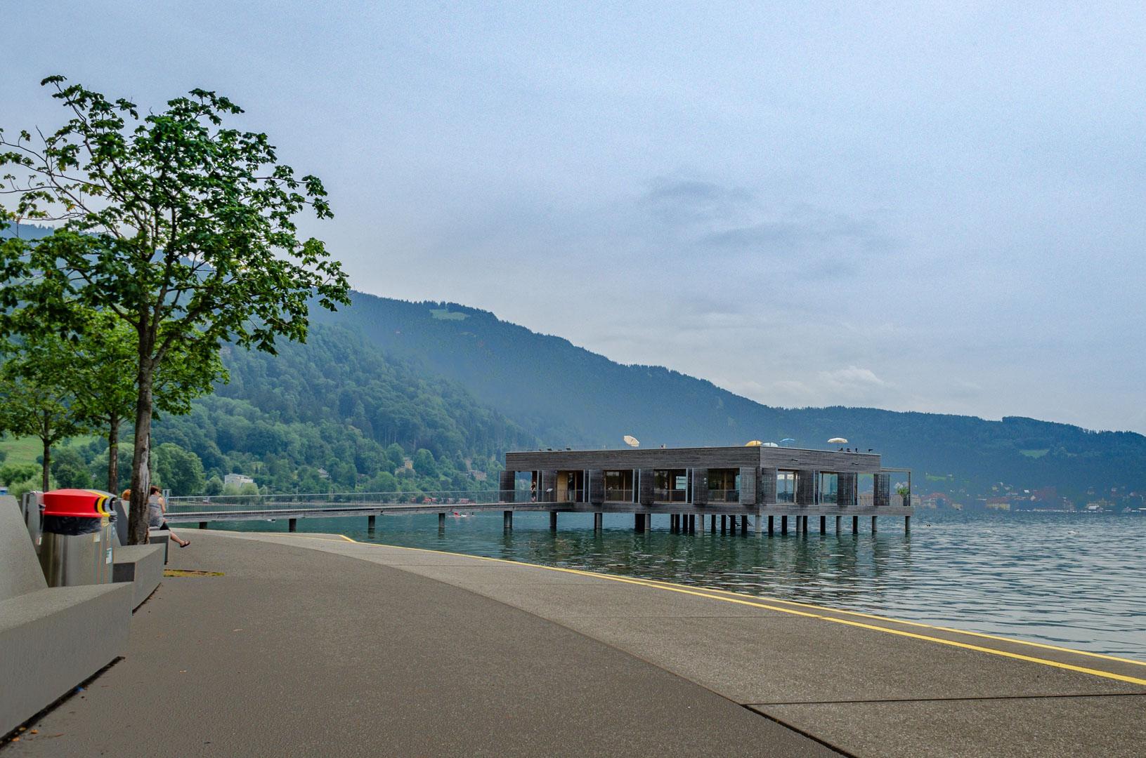 Badestelle-Bodensee-Lochau
