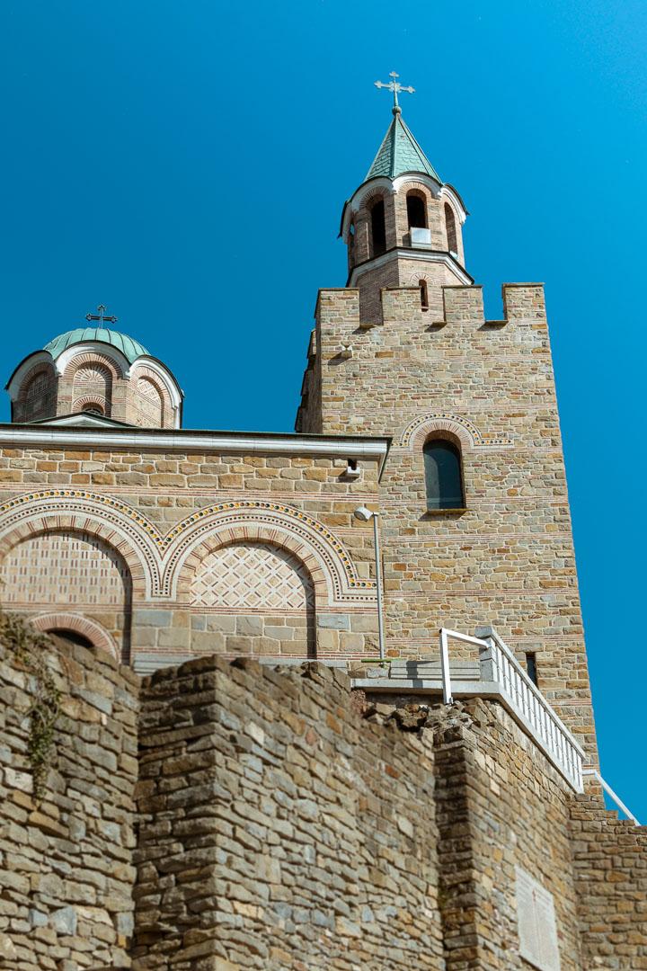 Tsarevets-Kirche
