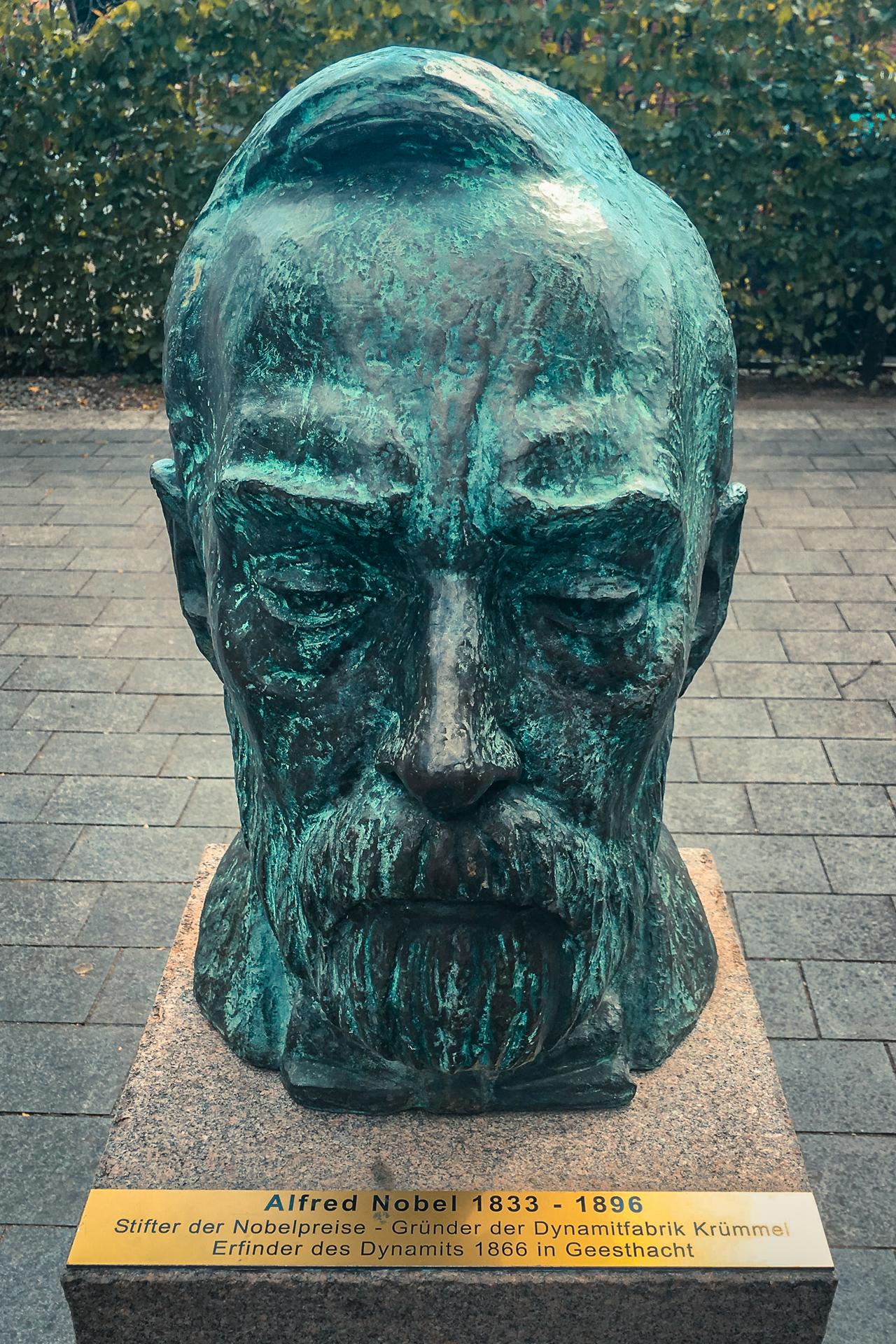 Bueste-Alfred-Nobel-Geesthacht