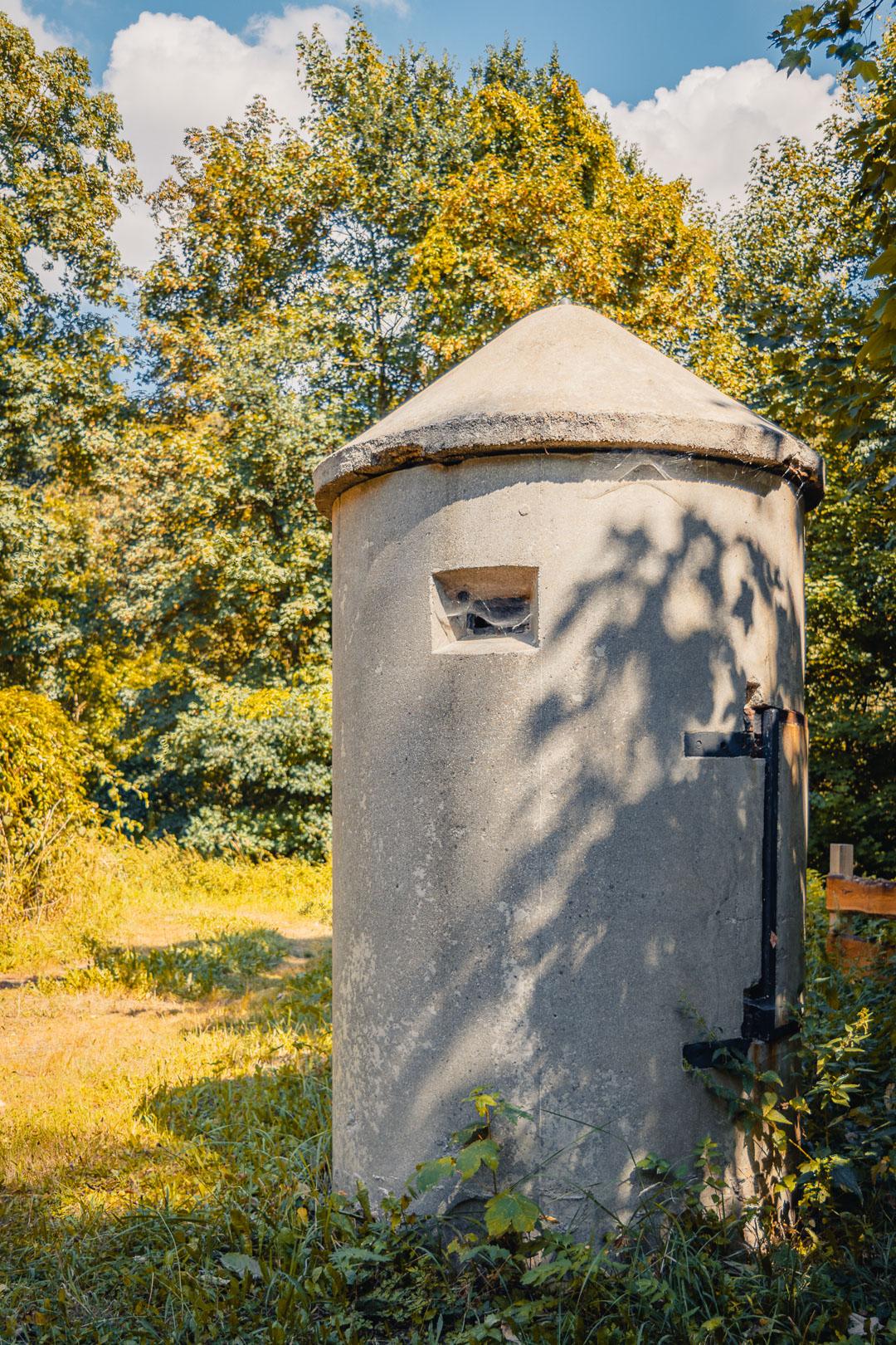 Kruemmel-Einmannbunker